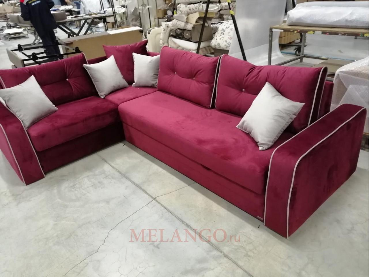 Угловой диван-кровать MONACO (MNCO-01) от Беллона