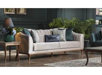 Трехместный диван-кровать Pesaro (Песаро) PESR-02