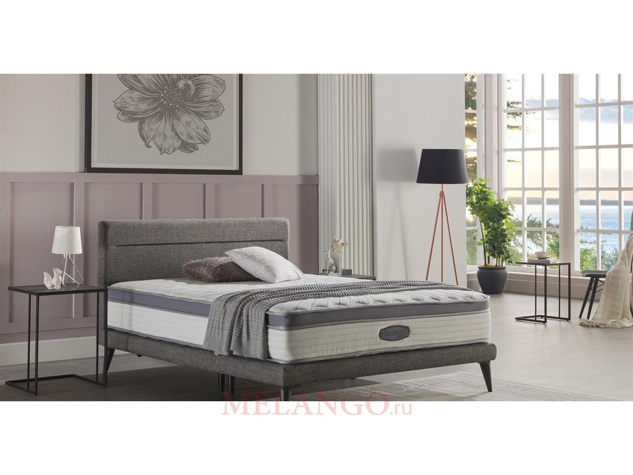 Двуспальная кровать FLEXY 26-160/180