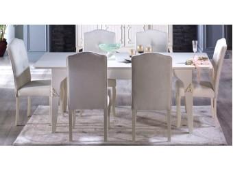 Раздвижной обеденный стол для гостиной Романс RMNC-14
