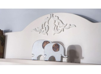 Стенка под телевизор для гостиной Романс RMNC-08