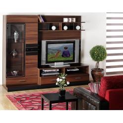 Стенка под телевизор для гостиной Вера VERA-08