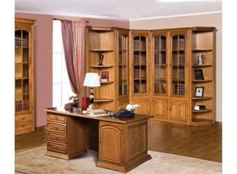 Домашнияй кабинет Элбург #1 (натуральный дуб)