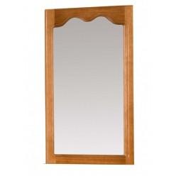 Настенное зеркало Эрфурт (натуральный дуб)