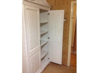 Двухстворчатый шкаф для одежды Паола БМ-2169 (розовый пепел)