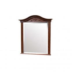 Настенное зеркало Паола (горячий шоколад)