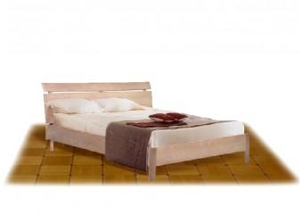 Двуспальная кровать Лайма БМ-1601-01 (разбеленный дуб)