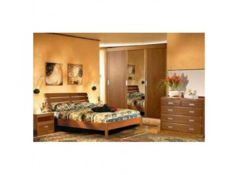 Спальня Лайма (дуб рустикаль)