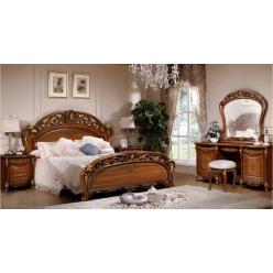 Спальня Аллегро 2Д1  орех