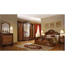 Спальня Джоконда орех