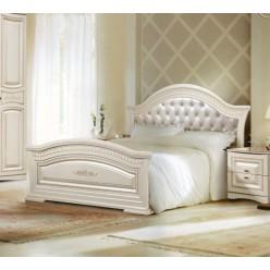 Двуспальная кровать Венера (беж)