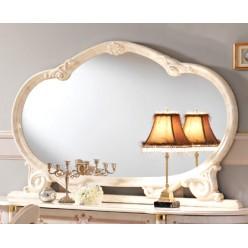 Зеркало для комода Роза (беж)