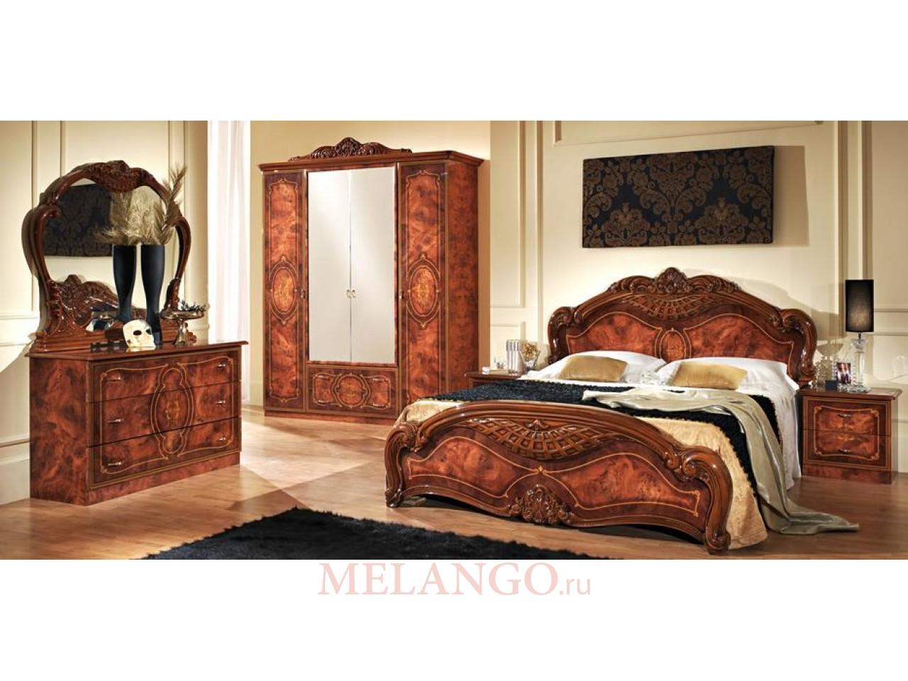 Спальня Джулиана (орех)