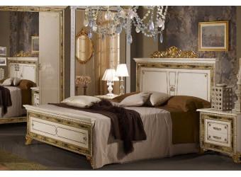 Двуспальная кровать Катя (беж)
