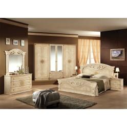 Спальня Рома (беж) композиция 2