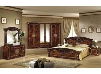 Спальня Рома (орех) композиция 2