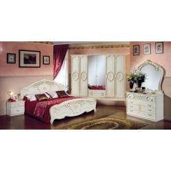 Спальня Роза (беж) композиция 2