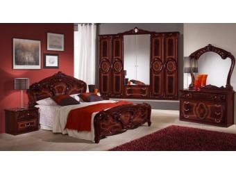 Спальня Роза (могано) композиция 2