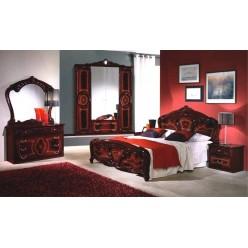 Спальня Роза (могано)