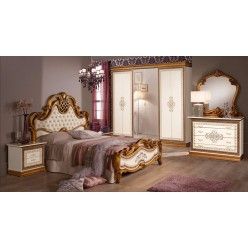 Спальня Анита (беж) композиция 2