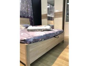 Кровать 1800х2000 с подъемным механизмом  Римини 111.180.01