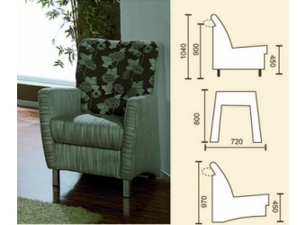 Кресло для отдыха Гренада