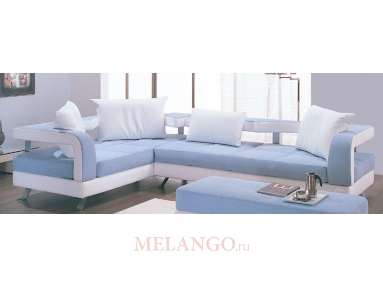 Угловой диван для отдыха Венеция 2