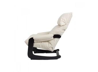 Кресло-качалка глайдер Комфорт № 81 из дерева сборно-разборное