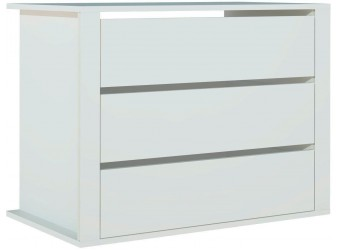 Комод для спальни в шкаф Хилтон XТ-042.01
