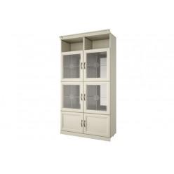 Духстворчатый шкаф-витрина Луара ЛУ-295.04в