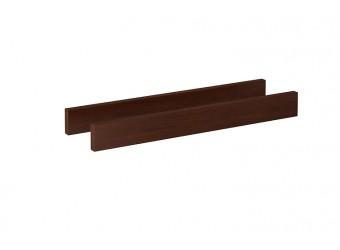 Комплект цоколей для углового шкафа Луара ЛУ-012.03 (2 шт.)