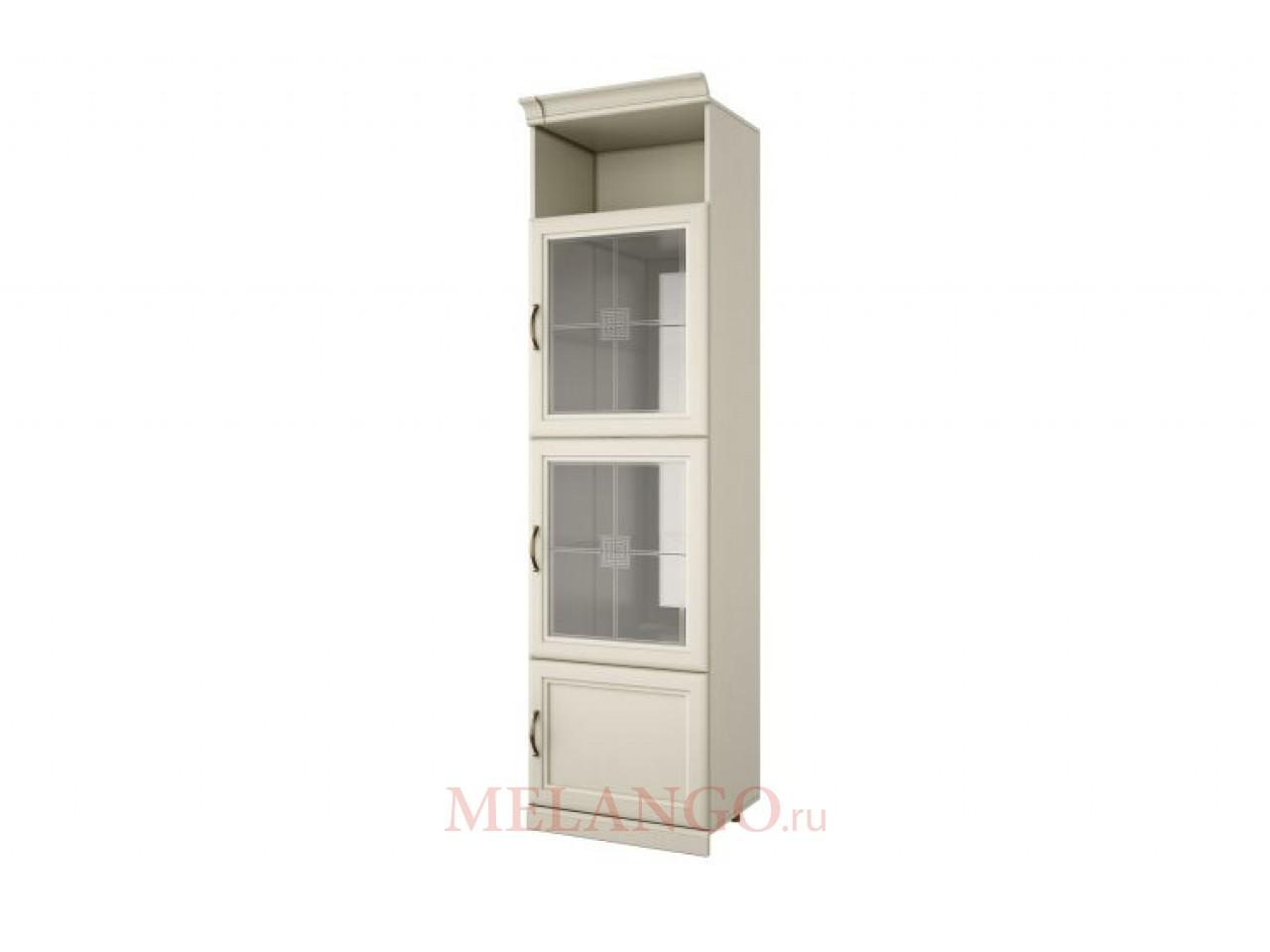 Шкаф-витрина Луара ЛУ-224.26в