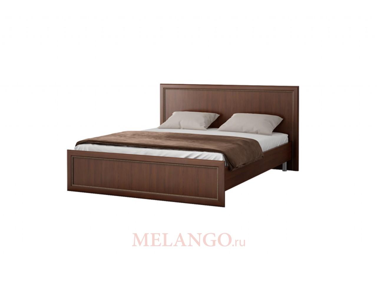 Двуспальная кровать Луара ЛУ-800.26 (160х200)