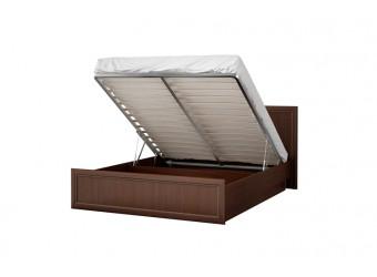 Двуспальная кровать Луара ЛУ-801.26 (160х200) с подъемным механизмом
