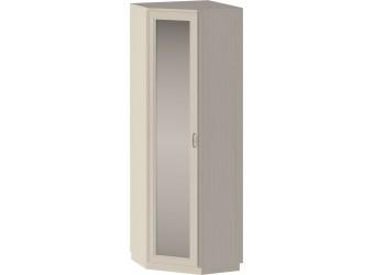 Шкаф для одежды угловой с зеркалом в прихожую Валенсия ВС-234.02