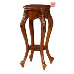 Цветочный столик Моника КА-ЦС орех
