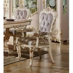 Обеденный стул для гостиной с подлокотниками Империал КА-СОП