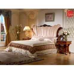 Двуспальная кровать Роял КА-ДК (орех)