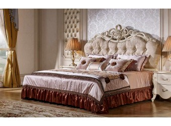 Двуспальная кровать Шанель КА-ДК