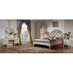 Спальня Виттория КА-СП-1 жемчуг