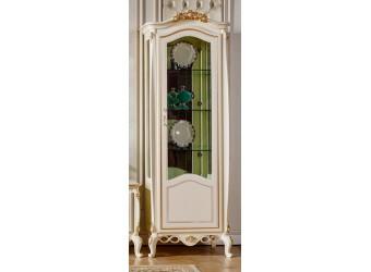 Шкаф-витрина для посуды Бьянка КА-ШВ-П (правая)