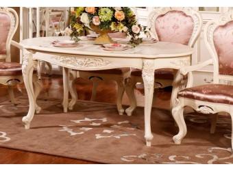 Овальный обеденный стол Лоренцо КА-ОС