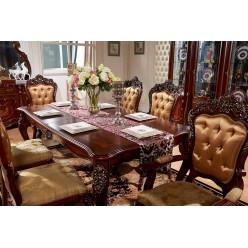 Обеденный стол Магдалена КА-ОС орех