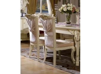 Обеденный стул для гостиной Роял КА-СО слоновая кость