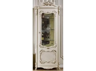 Шкаф-витрина для посуды Венеция КА-ШВ (правая)