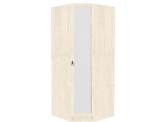 Шкаф угловой правый с зеркалом Амели ЛД 642.233(230/260)