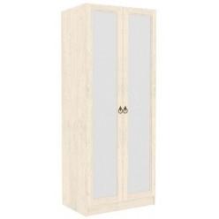 Шкаф двустворчатый с зеркалом Амели ЛД 642.242(240/260+260)