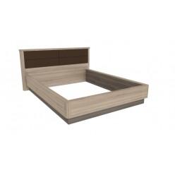 Кровать 1400  (Без основания) Бруна