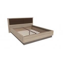 Кровать 1400 с ортопедическим основанием Бруна