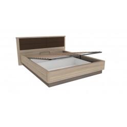 Кровать 1400 с подъемным механизмом Бруна